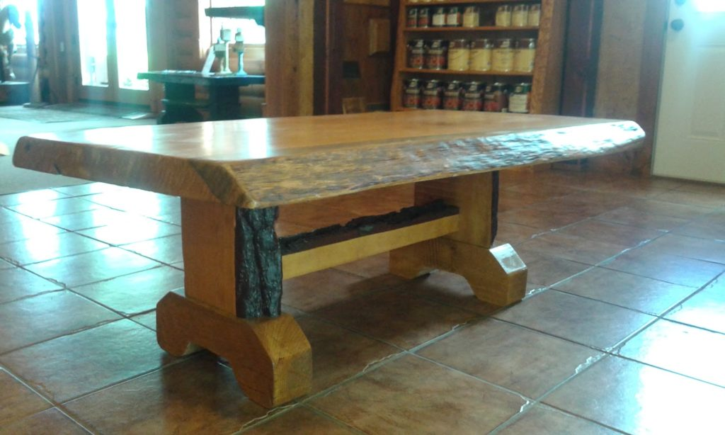 Heartwood Coffee Table
