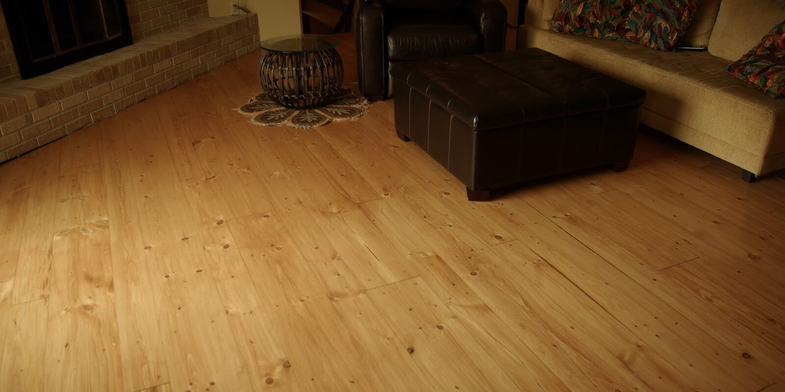 Heartwood Smooth Flooring